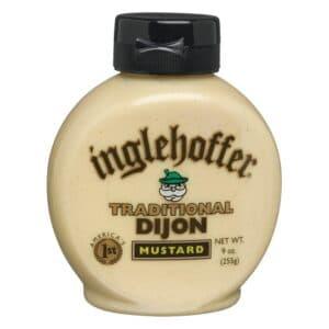 Inglehoffer Squeeze Mustard Dijon Traditional