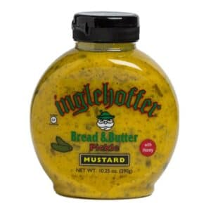 Inglehoffer Squeeze Mustard Bread & Butter Pickle