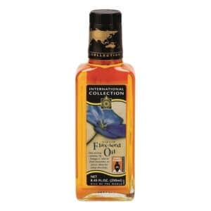 Int/Collection Flax-seed Oil