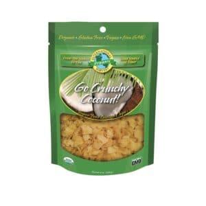Intl Harvest Organic Go Crunchy Coconut!