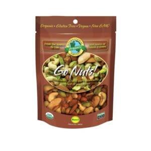 Intl Harvest Organic Go Nuts Mix!