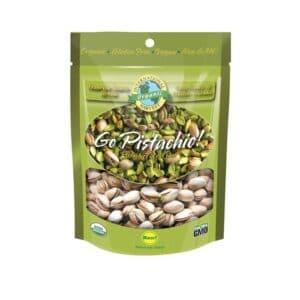 Intl Harvest Organic Go Pistachio In Shell!