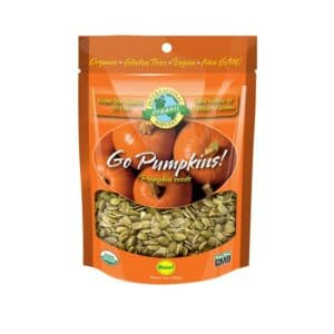 Intl Harvest Organic Go Pumpkins!