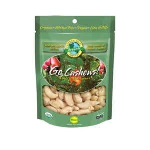 Intl Harvest Organic Go Cashews!