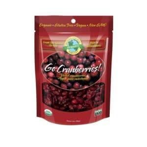 Intl Harvest Organic Go Cranberries Apple!