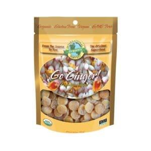 Intl Harvest Organic Go Ginger!