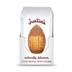 Justins Cinnamon Almond Butter Squeeze Pack