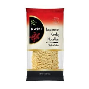 KA-ME Japanese Curly Noodles