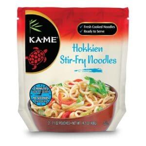KA-ME Stir Fry Hokkien Noodles