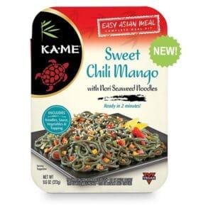 KA-ME Asian Meal Kits Noodles Chili Mango