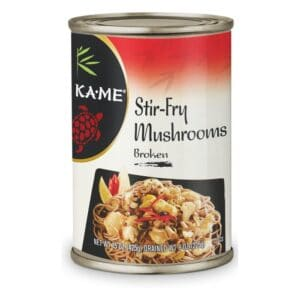 KA-ME Stir-Fry Mushrooms