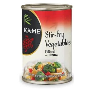 KA-ME Stir-Fry Vegetables