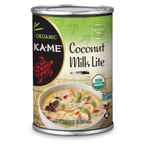 KA-ME Organic Coconut Milk - Lite