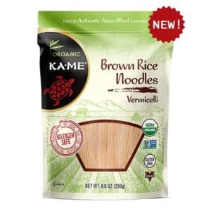 Ka-Me Organic Vermicelli Brown Rice Noodles