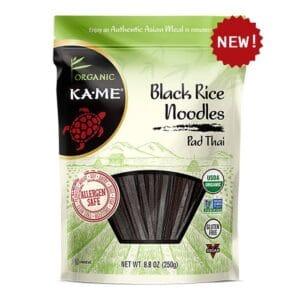 Ka-Me Organic Pad Thai Black Rice Noodles