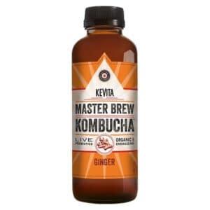 Kevita Master Brew Kombucha Ginger