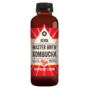 Kevita Master Brew Kombucha Raspberry Lemon