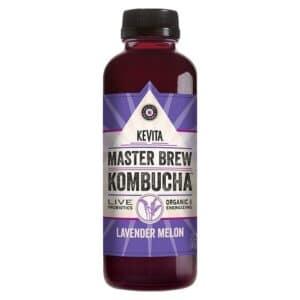 Kevita Master Brew Kombucha Lavender Melon