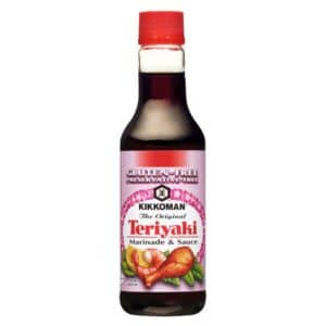 Kikkoman Gluten Free Teriyaki Marinade & Sauce (10oz) (