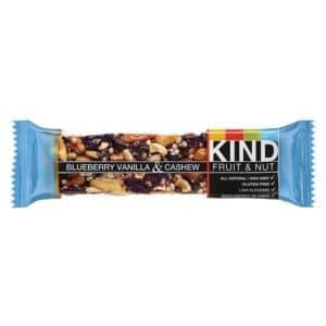 Kind Fruit & Nut Blueberry Vanilla & Cashew