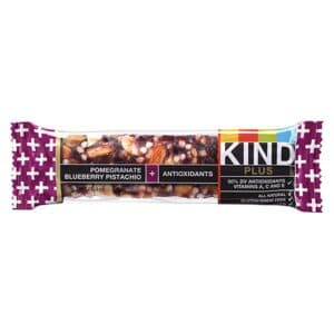Kind Plus Pomegranate Blueberry Pistachio + Antioxidants