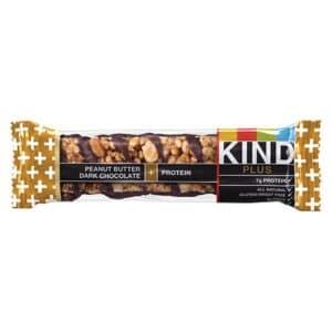 Kind Plus Peanut Butter Dark Chocolate + Protein