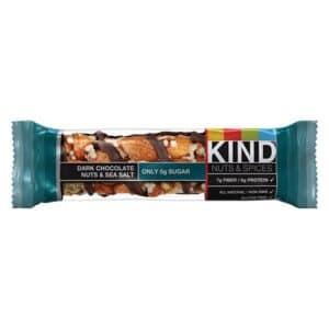 Kind Nuts & Spices Dark Chocolate Nuts & Sea Salt