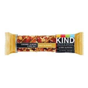 Kind Nuts & Spices Caramel Almond & Sea Salt