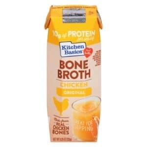 Kitchen Basic Bone Broth Chicken