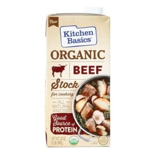 Kitchen Basic Organic Beef Stock