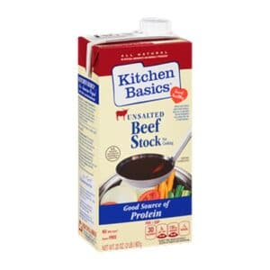 Kitchen Basics  No Salt Beef Stock