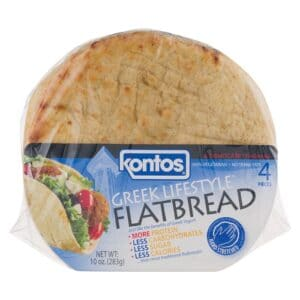 Kontos Greek LifeStyle Flatbread