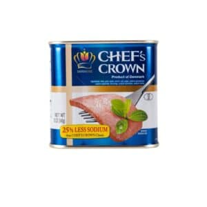NongShim Chef's Crown Ham 25% Less Sodium