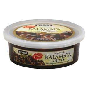 Krinos Kalamata Olives (Small) (12 pc)