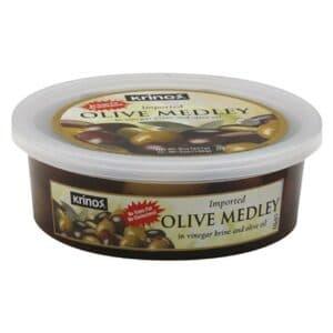 Krinos Olive Medley (Small) (12 pc)