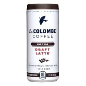La Colombe Draft Latte Mocha
