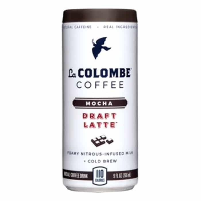 La Colombe Draft Latte Mocha