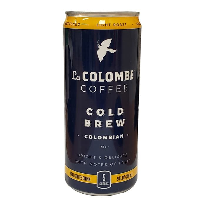 La Colombe Cold Brew Colombian