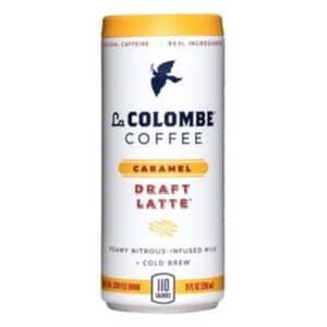 La Colombe Draft Latte Caramel