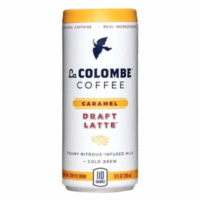 La Colombe Draft Latte Caramel