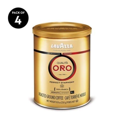 Lavazza Qualita Oro (Cans / Ground)