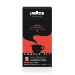 Lavazza NCC Espresso Armonico - Intensity 8