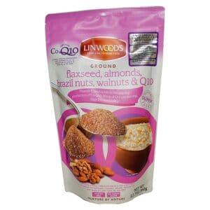 Linwoods Flaxseed, Almonds, Brazil Nuts, Walnut & Co-Q10 - 7.10oz