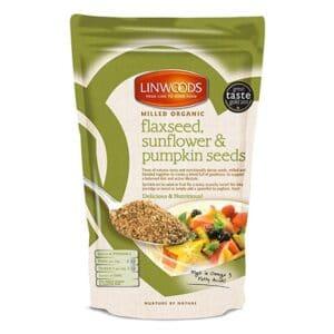 Linwoods Flaxseed Sunflower Pumpkin - 8.00oz