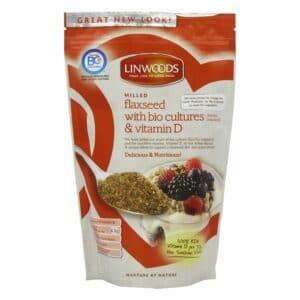 Linwoods Flaxseed Probiotic Vitamin D - 8.00oz
