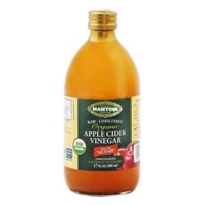 Mantova Organic Apple Cider Vinegar (6/17oz)
