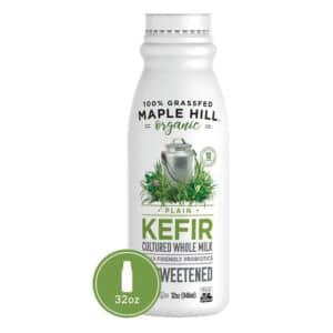 Maple Hill Creamery Kefir 100% Grassfed Organic Plain