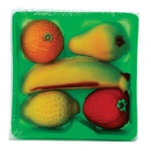 Bergen Marzipan Fruit Basket (5pc)