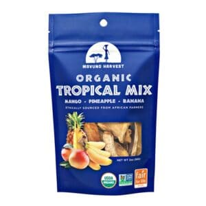 Mavuno Harvest Organic Dried Tropical Mix