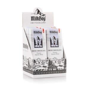 Milkboy Swiss Alpine Milk Chocolate (20/1.40 oz)